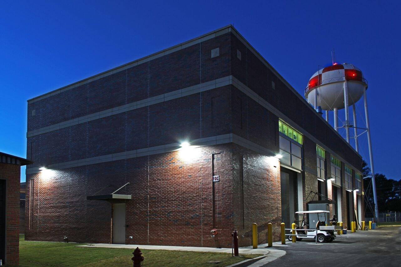 New Boiler Plant, Columbia, SC