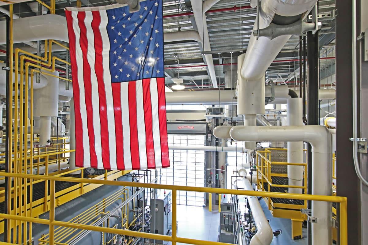 New Boiler Plant, Erie, PA